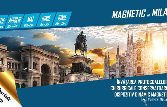 MAGNETIC in MILAN